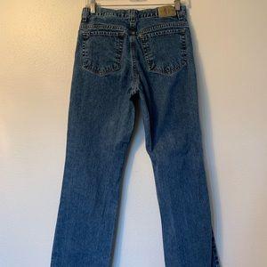 Eddie Bauer Bootcut Jeans.  Size 8